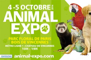 Animal Expo 2014 – 4 et 5 octobre 2014