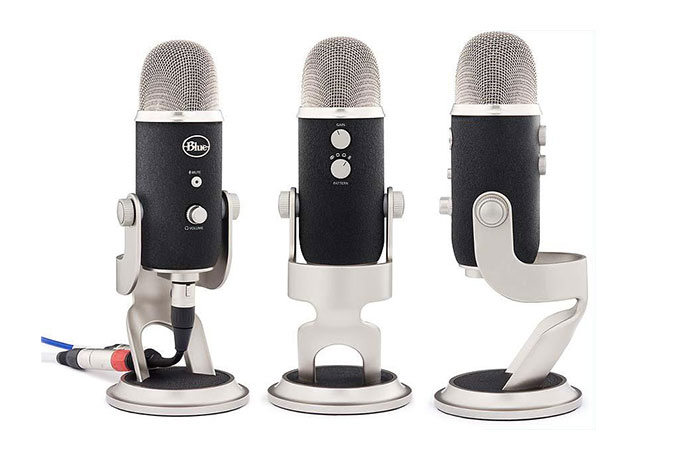 blue yeti pro instructions