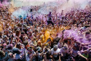 The Color Run Paris 2015