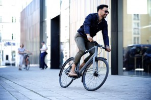 Canyon Commuter, le vélo design