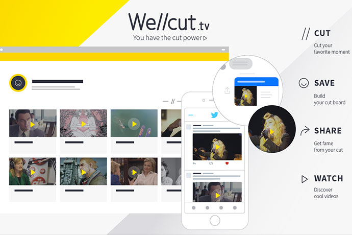 wellcut-partage-video