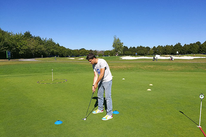 golf-entrainement