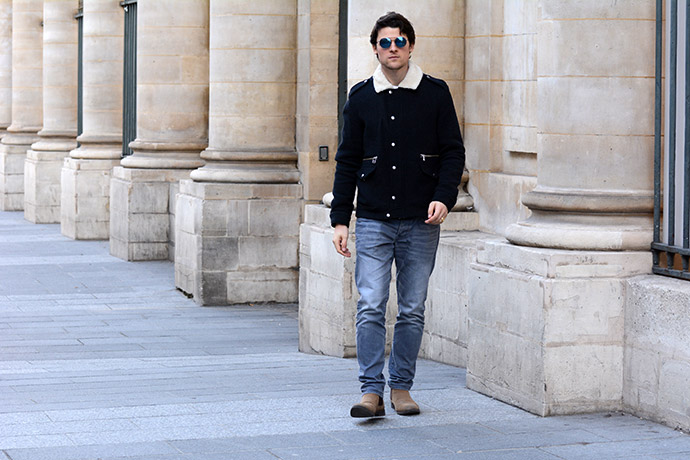 timberland homme look
